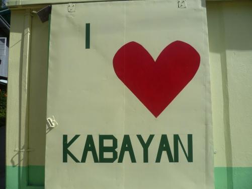 I love Kabayan