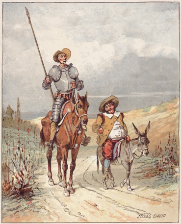 Don_Quixote_and_Sancho_Panza_by_Jules_David